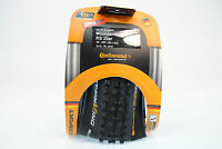 "Continental Mountain King RS Black Chili 29 X 2.2"" Folding Mountain Bike Tire"