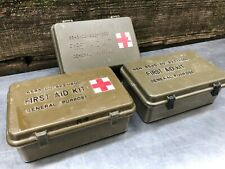 *CASE ONLY* First Aid General Purpose Military Case Waterproof Aid Kit