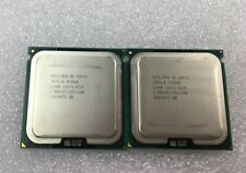Matching Pair(2)Intel Xeon E5472 3.0 GHz  LGA771 Quad Core 12MB CPU SLBBH/SLANR