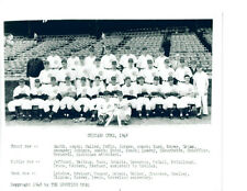 1948 CHICAGO CUBS 8X10 TEAM PHOTO  BASEBALL HOF MLB USA PAFKO GRIMM JEFFCOAT