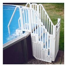 Gentil Confer Pool Steps In Above Ground Pools For Sale | EBay