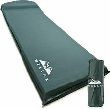 New listing UltraThick FlexFoam Sleeping Pad - Self-Inflating 3 Inches Camping Mat for