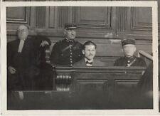 Procès Schwartzbard-Petlioura (1927) Agence Trampus