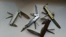 4 couteaux multifonctions