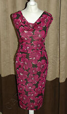 Phase Eight / 8 Petula wiggle dress Size 18
