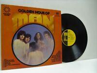 MAN golden hour of man LP EX/EX, GH 569, vinyl, compilation, greatest hits, best