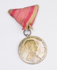 Austria, Karl Silver Bravery Medal 1st class, variation