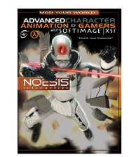 Advanced Character Animation for Gamers with SoftImage|XSI (DVD, 2007)