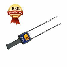 TK100G Digital Grain Moisture Meter for Barley Corn Rice Wheat Moisture Tester