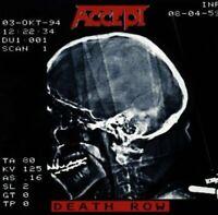 Accept Death row (1994) [CD]