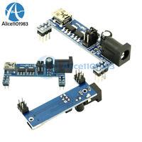 10PCS MB102 Breadboard Power Supply Module 3.3V for Solderless Arduino mini USB
