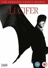 Lucifer Season 4 (DVD, 2-Disc Set)