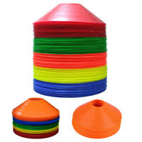 Disc Cones 50 set Training Sport Football Soccer Training Agility Field Marking