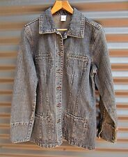 Target Women's Blue Denim Jacket Size 12 Chest 95cm