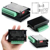 4.0A 40VDC CNC Einachsig TB6600 2/4 Phase Schrittmotor Motor Treiber Kontroller