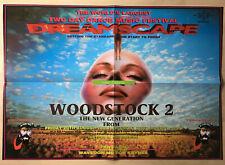 Dreamscape Rave Flyer Woodstock 2 - 23rd August 1993. MINT CONDITION!!! L@@K!