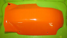 Rickman NOS Honda CR 750 CB 750 Metisse Orange Mud Guard p/n R108 72 251  # 2