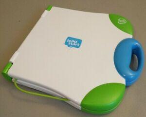 LeapFrog Leap Start White/Green/Blue Learning System — Tested/Reset Hardly Used