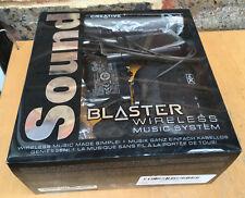 Creative Sound Blaster para Transmisor X-Fi2 Inalámbrico Sistema de música de iTunes