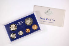 1975 Royal Australian Mint 6 Coin Proof Set - With Foam & COA