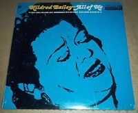 MILDRED BAILEY - All of Me (Red Norvo) - Monmouth-Evergreen MES 6814 SEALED