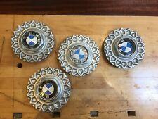 BMW 36131179828 Style 5 Basketweave centre caps genune