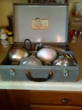 VINTAGE *ARROW*  COMPACT-O-LITE DELUXE #4 15A 125V WITH 4-LITE CARRYING CASE
