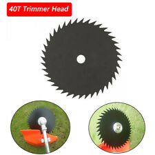 40 Tooth Clearing Blade for Stihl Brush Cutters & Strimmer - 255mm Trimmer Head