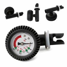 Air Pressure Gauge Thermometer Connector For Inflatable Boat Kayak Raft Surfing