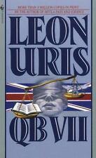 QB VII by Jill Uris and Leon Uris (1982, Paperback)