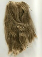 """Grip / Clip-in Ponytail Hair Extension 18"""" Straight Blonde Premium Synthetic"""