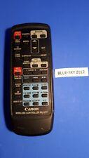 Genuine CANON WL-D77 Digital Video Camcoredes Remote For XM2 MV5i-MC MV6i-MC