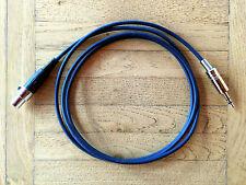Cavo di collegamento per cuffie AKG q701 (MINI-XLR ta3f su stereo jack da 3,5 mm)
