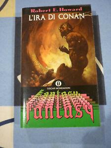L'ira di Conan Robert E. Howard Oscar Fantasy 7
