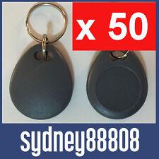 50 x T5577 125KHz LOW FREQUENCY RFID ID KEY TAG FOB READ WRITE T5567 T5557 T55x7