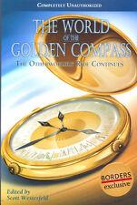 The World of the Golden Compass: Pullman's Dark Materials fantasy world examined