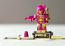 Kre-O Transformers 2013 Series 4 Mini Figures Micro Changers Cyclonus