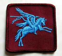 Canadian / British Airborne Brotherhood Pegasus Paratrooper Patch