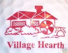 Food (1) Village Hearth Breads Logo Golf Ball Balls