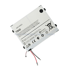 New Genuine TB40 3.7V Battery Replacement Part for Motorola Xoom MZ617 tablet