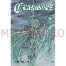 Manga - Claymore 10 - Star Comics