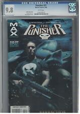PUNISHER #31 Garth Ennis KEY 1st Appearance BARRACUDA  CGC 9.8