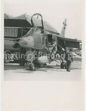 SEPECAT Jaguar T2 Large Original Ministry Photo, AZ663