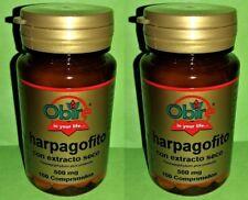 Harpagofito Obire 500mg/100c antiinflamatorio Analgésica y reuma