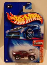 Hot Wheels 2004 First Editions #71 'Tooned '1969 Camaro Z28 Unpainted Side Vents
