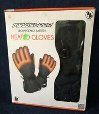 NEW! Fieldsheer Heated Ski Gloves Rechargeable Battery 1346402 Size M  🤑FS&H🤑