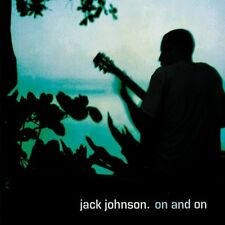 Jack Johnson ON AND ON 2nd Album +MP3s GATEFOLD Brushfire Records NEW VINYL LP