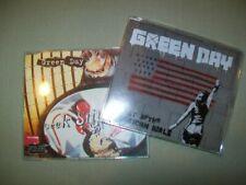 Green Day        **PROMO CD LOT **      American Girls  --  Geek Stink Breath