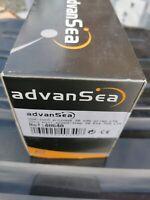 Advansea 40640 Navman Northstar 3100 Thru Hull Speed 30kts temp lt8 transducer
