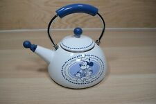 Disney Chef Gourmet Mickey Mouse Whistling Tea Pot / Kettle